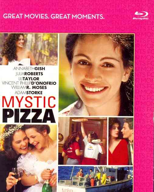 MYSTIC PIZZA BY GISH,ANNABETH (Blu-Ray)